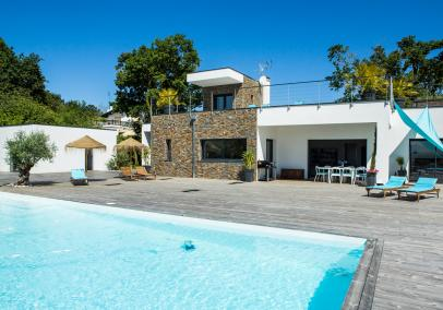 Biarritz holiday homes | Villa La Canopee