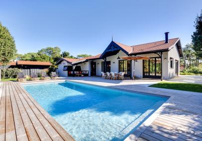 Luxury Cap Ferret villa with private pool | Villa
