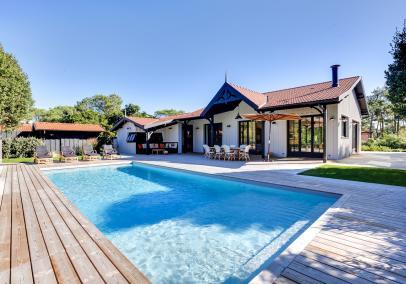 Luxury Cap Ferret villa with private pool | Villa
