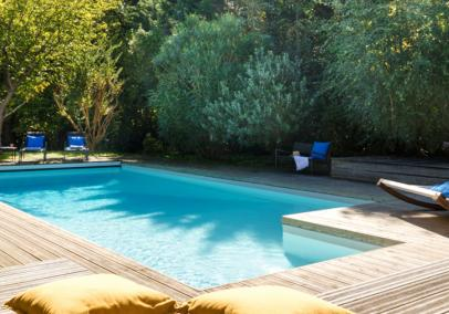 villas in biarritz with pools, France | Villa Erreka