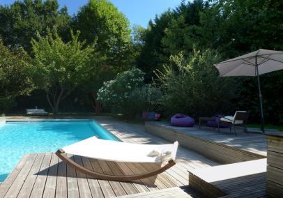 French Basque Country Biarritz villa with pool | Villa Erreka