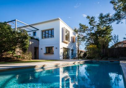 Bidart Biarritz Luxury holiday home with pool |  Villa Paradis