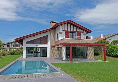 Villa with pool St Jean de Luz | Villa Nivelle