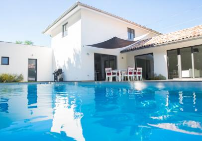 Seignosse holiday villa with pool Villa Liberté
