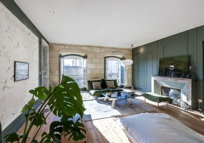 accommodation to rent in Bordeaux, France | Appartement l'Atelier