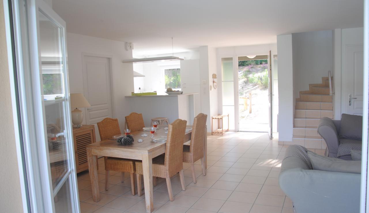 070 Villa Estival open plan