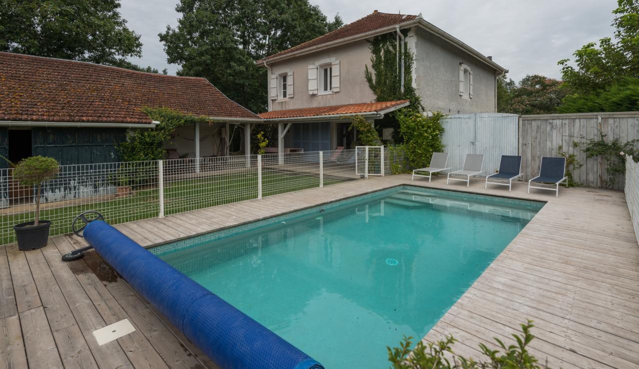 Beaufleury Holiday Villa Near Hossegor Alternative Aquitaine