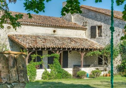 bordeaux villas with pools | La Grivette