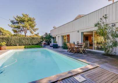 villas near bordeaux | Villa Escale
