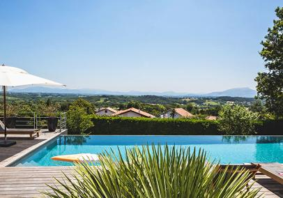 Biarritz holiday homes | Panoramique
