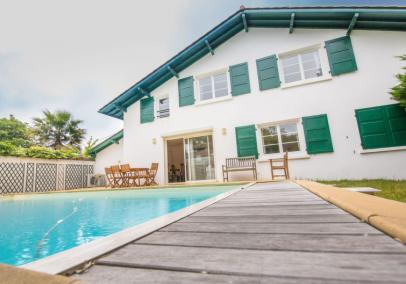 holiday rentals near Biarritz, France | Villa Chiberta