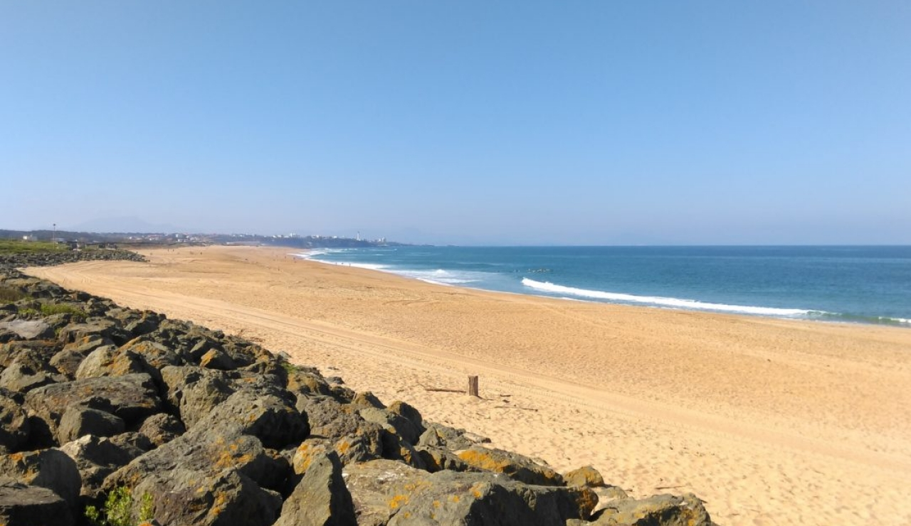 anglet-france-sandy-beaches