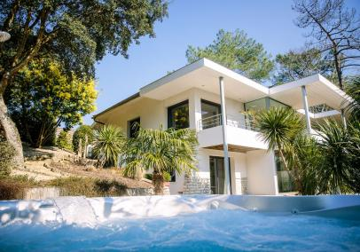 Luxury villa Hossegor centre
