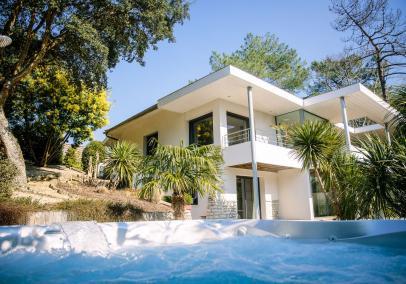 Luxury villa Hossegor centre