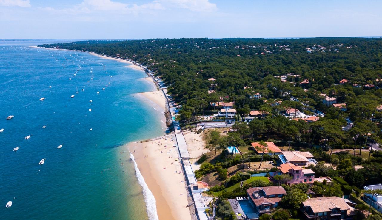 le-moulleau-beaches