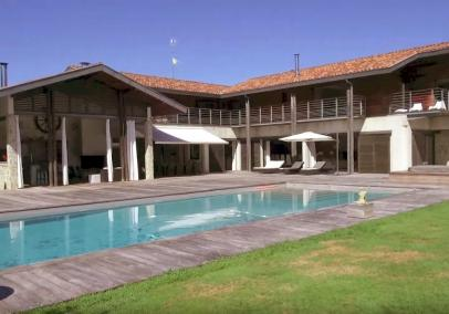 Capbreton luxury walk to beach villa
