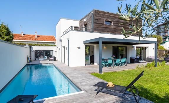 holiday rentals biarritz, France | Villa Erdiko