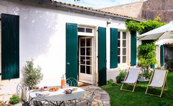 Lovely Ile de Ré cottage for couples
