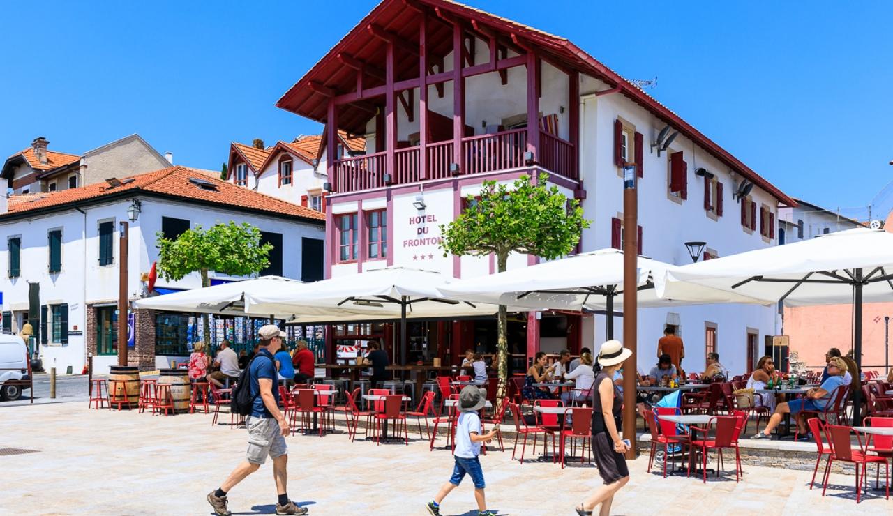 bidart-village