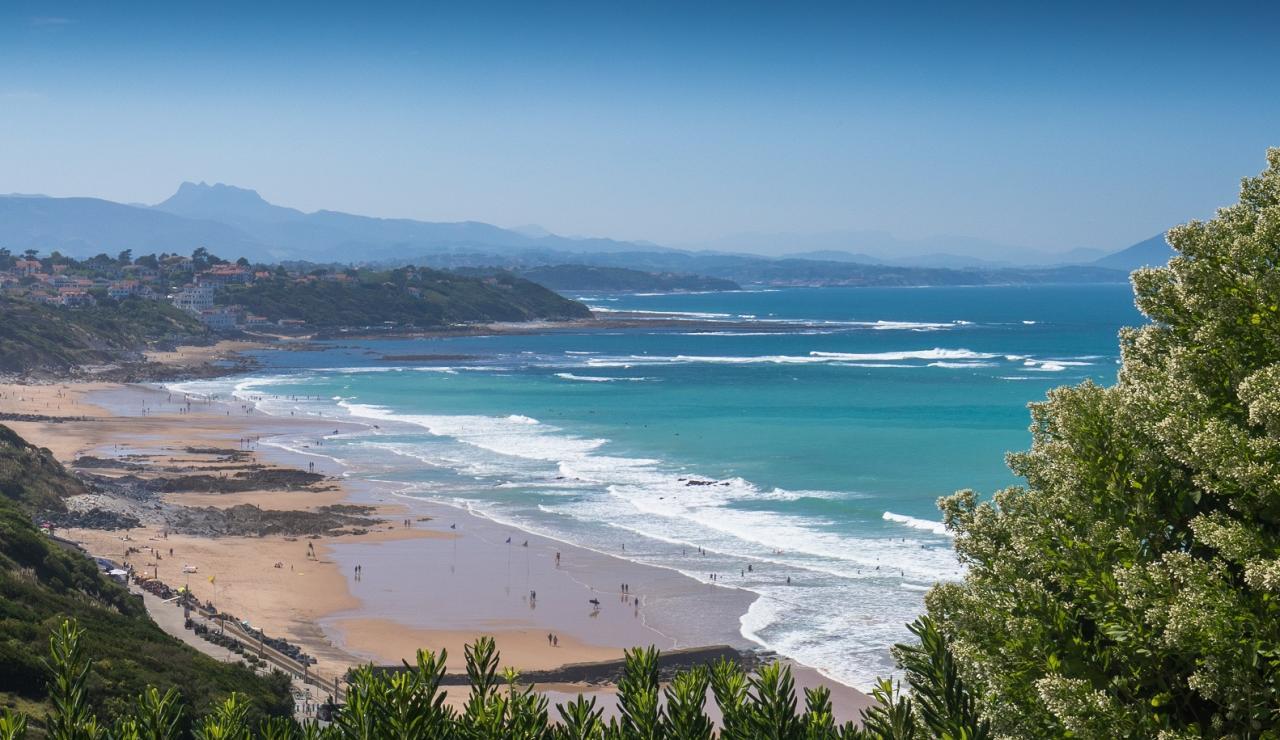 bidart-beach