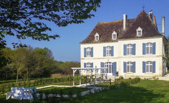 holiday home to rent Bordeaux, France | Chateau de la Forge