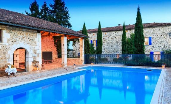 holiday rental Bordeaux region, France | Le Petit Mas