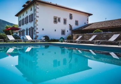 Luxury Basque Country villa with pool in St Jean de Luz | Villa Azkaine