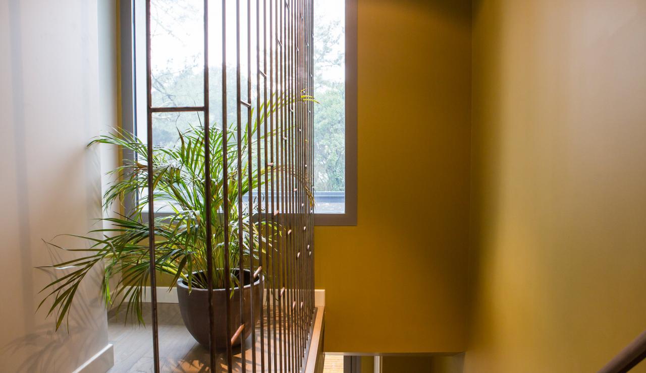 089 Maison Tarisse hallway