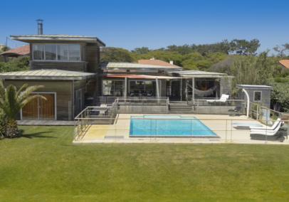 Hossegor villa with private pool   Estagnots Beach