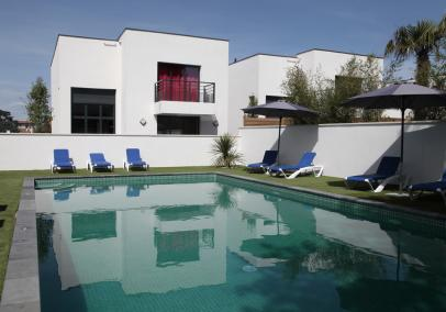 Biarritz accommodation France | Villas Anadara, 4 bed