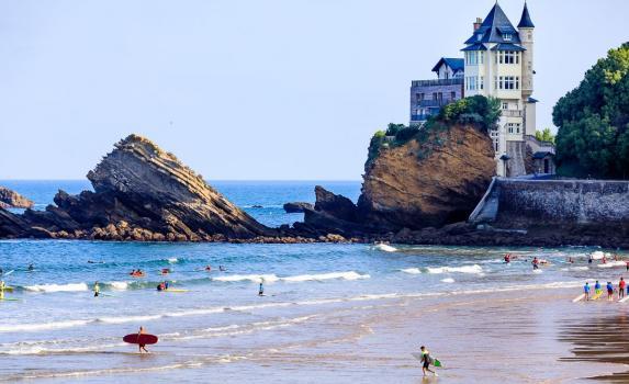 Biarritz, Aquitaine Coast