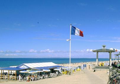 Soulac beach