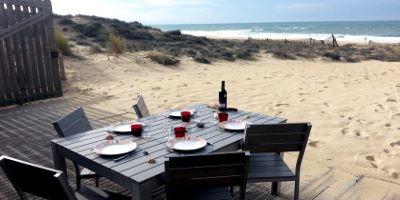 Aquitaine walk to beach rentals